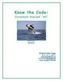 """Know the Code: Consonant Digraph - """"wh"""""""