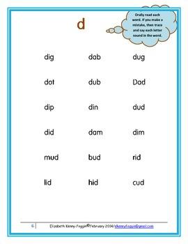 "Consonant ""d"""