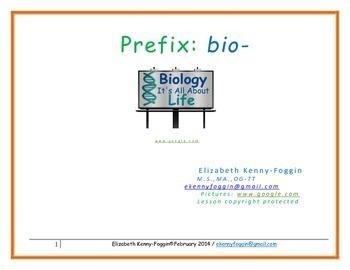 Root: bio
