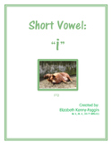 """Know the Code: Short Vowel """"i"""""""