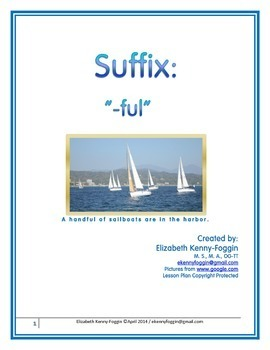 """Know the Code: Suffix """"-ful"""""""