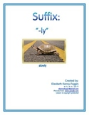 """Know  the Code: Suffixes-""""-ly"""""""