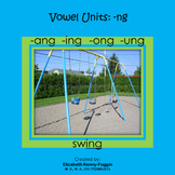 Know the Code: Vowel Units -ang; -ing; -ong & -ung