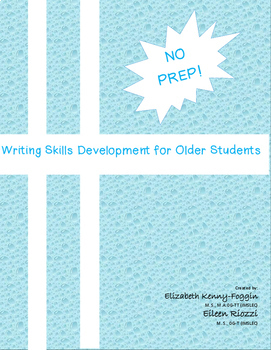 Know the Code: Writing Skills Development for Older Students