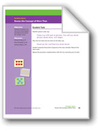 Know the Concept of 'More Than' (Math Assessment PreK)