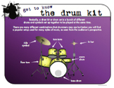 Get to Know the Drum Kit