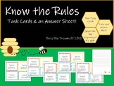 Know the Rules Freebie