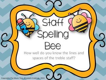 Staff Spelling Bee!