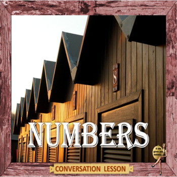 Numbers- the odds are against you - ESL adult and kid conversation