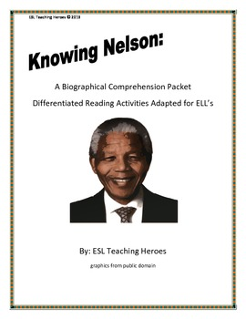 Knowing Nelson Mandela: A Biographical Close Reading for ESL