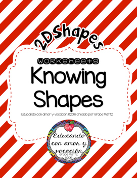 Knowing Shapes/Geometry (2D Shapes)