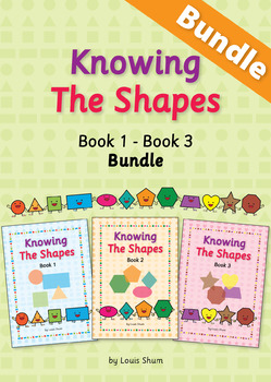 Knowing The Shapes: Book 1-3 Bundle