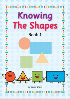 Knowing The Shapes Book 1