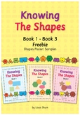 Knowing The Shapes: Freebie