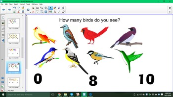 Knowing your numbers SMARTboard activity!!!