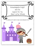 Knowledgeable Knight and the Search for the Silent Letters!