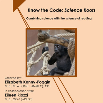 Know the Code: Science Greek and Latin Roots