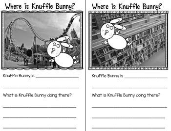 Knuffle Bunny Book Study