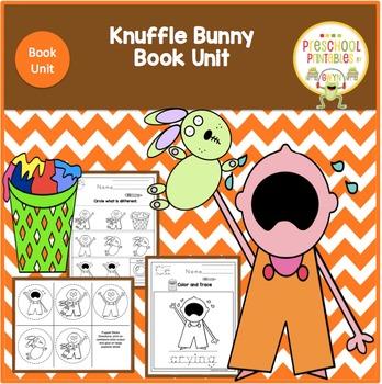 Knuffle Bunny Book Unit
