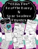"""Knuffle Bunny """"Class Pet"""" Journal and Student of the Week Activities"""