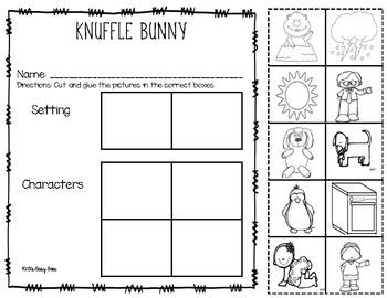 Knuffle Bunny (Book Companion)