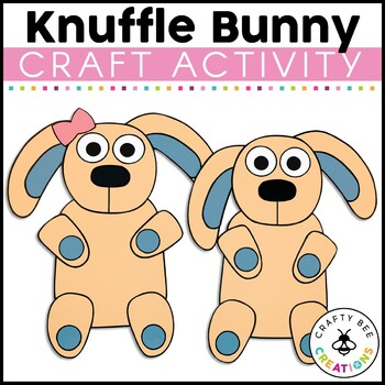 Knuffle Bunny Cut and Paste