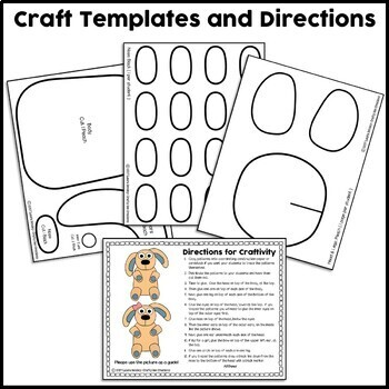 Knuffle Bunny Craft by Crafty Bee Creations | Teachers Pay ...