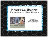 Knuffle Bunny Emergency Sub Plans