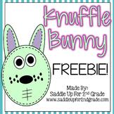 Knuffle Bunny FREEBIE