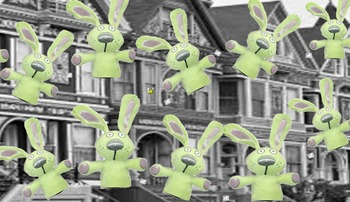 Knuffle Bunny Kooshball