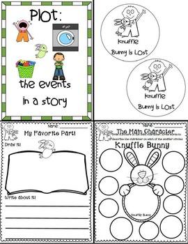 Knuffle Bunny (Story Companion)
