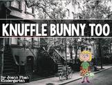 Knuffle Bunny Too Vocabulary PPT