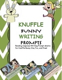 Knuffle Bunny Writing Prompts