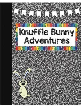 Knuffle Bunny take home journal