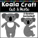 Koala Craft {Cut & Paste}