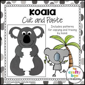 Koala Cut and Paste