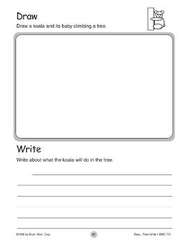Koala (Draw...Then Write)