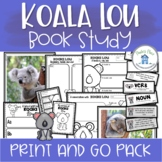 Koala Lou Book Study