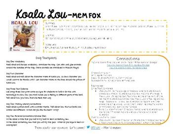 Koala Lou Resources