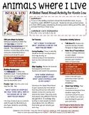 Koala Lou by Mem Fox Activity for Global Read Aloud #GRA17