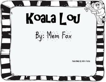 Koala Lou by Mem Fox