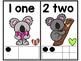 Koala Love Math Ten Frames