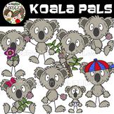 Koala Pals {Koala Clip Art}
