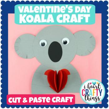 Koala Paper Animal Craft