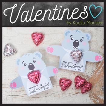 Koala Valentine Hugger