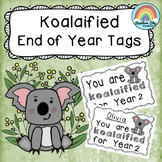 Koalafied - End of Year Tags { Free Download }