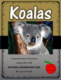 Koalas / Compatible with National Geographic Kids