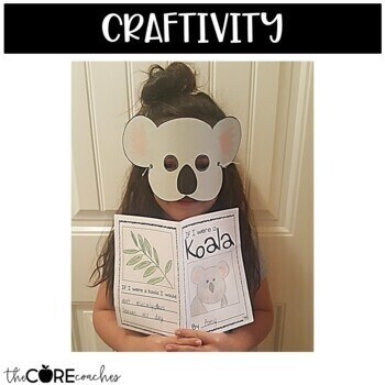 Koalas: Informational Interactive Read-Aloud Lesson Plans and Activities