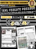 Koalas Nonfiction Assessment   Text Features Assessment   Animals