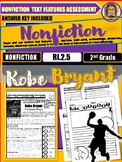 Kobe Bryant | Black History Month | Reading Comprehension